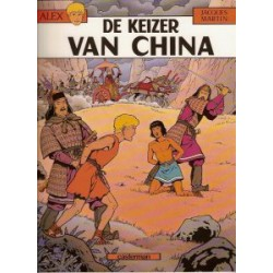 Alex 17: De keizer van China