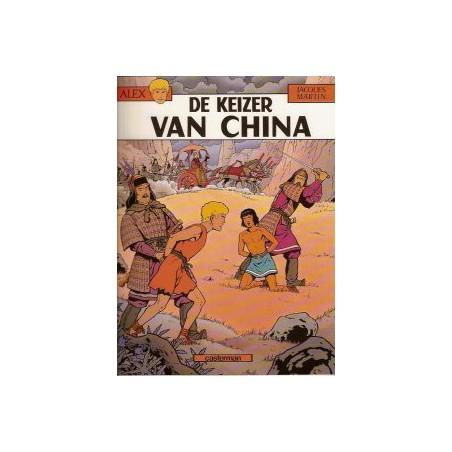 Alex 17: De keizer van China