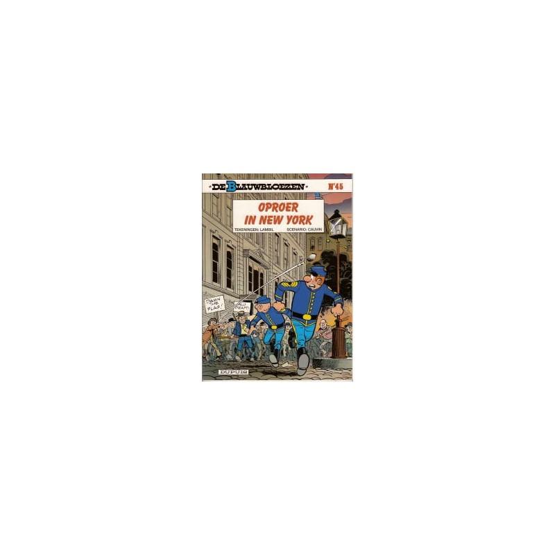 Blauwbloezen 45 Oproer in New York