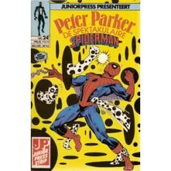 Peter Parker 024 Met stip naar de top 1985