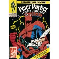 Peter Parker 031 Kalm blijven + Wolverine 1986