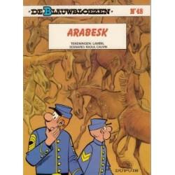 Blauwbloezen 48 Arabesk