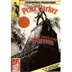 Peter Parker 034 Wolverine 1986