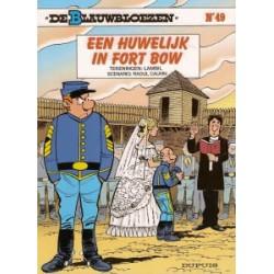 Blauwbloezen 49 Een huwelijk in Fort Bow
