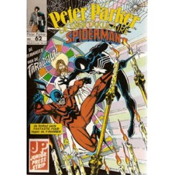 Peter Parker 062 De terugkeer van de Tarantula! 1988