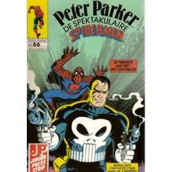 Peter Parker 066 Punisher laat niet met zich sollen 1988