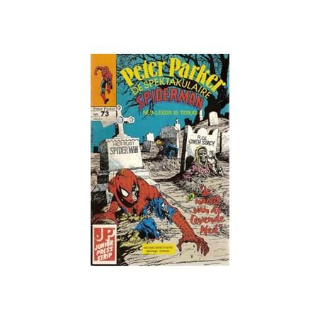 Peter Parker 073 De nacht van de levende Ned 1989