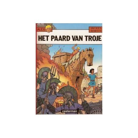 Alex  19 Het paard van Troje