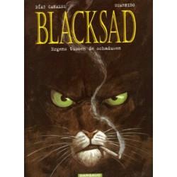 Blacksad setje<br>Deel 1 t/m 3<br>1e drukken
