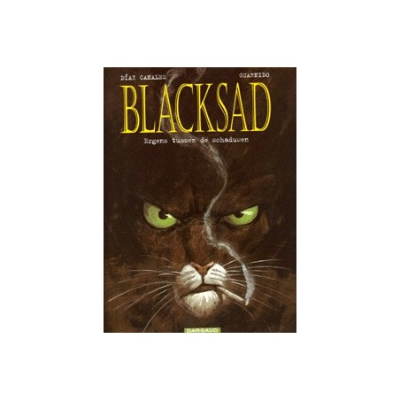 Blacksad  setje Deel 1 t/m 3 1e drukken