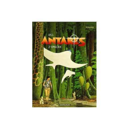 Aldebaran  III Antares 02