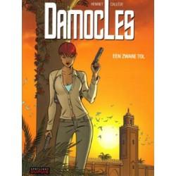 Damocles 02<br>Een zware tol