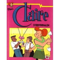 Claire 20 Strikverhalen