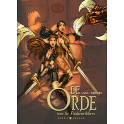 Orde van de drakenridders 02 HC<br>Akanah