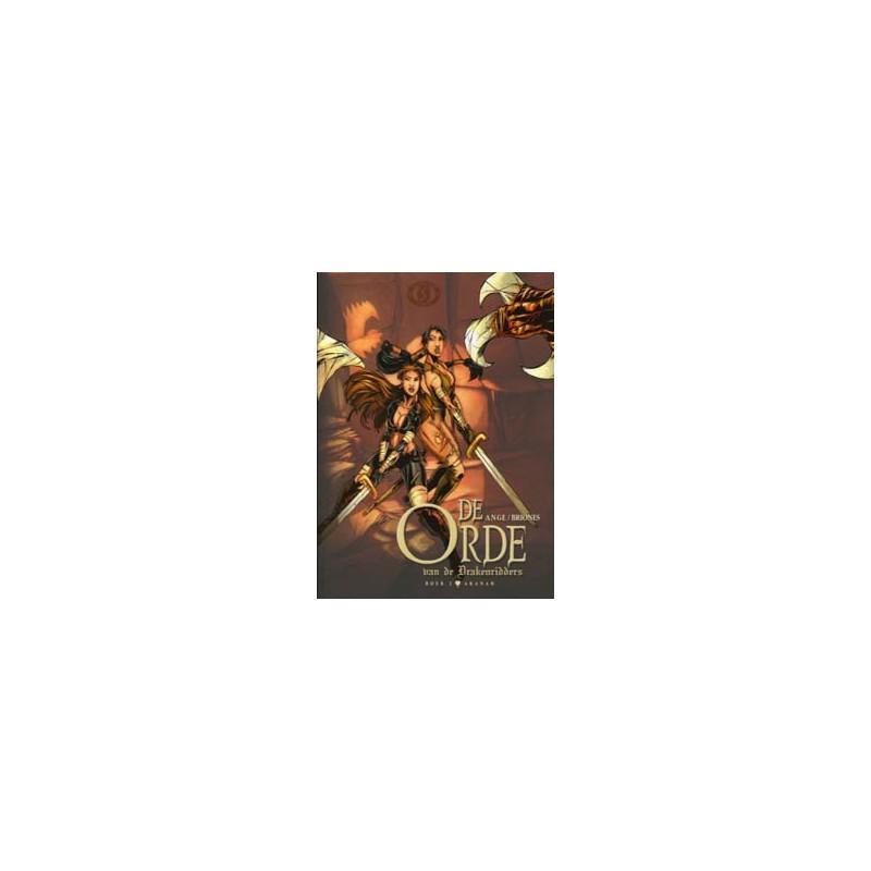 Orde van de drakenridders  02 HC Akanah