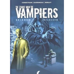 Zang van de Vampiers D03 SC<br>Invloeden