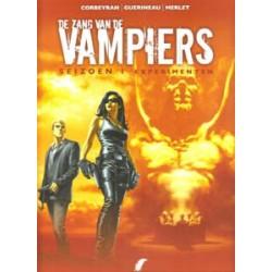 Zang van de Vampiers D04 SC<br>Experimenten