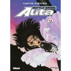Battle Angel Alita 07