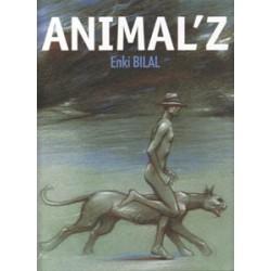 Bilal<br>Animal`z 01 HC