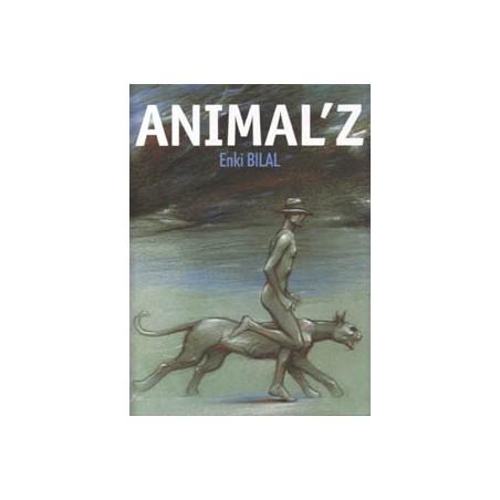 Bilal  strips HC Animal`z 01