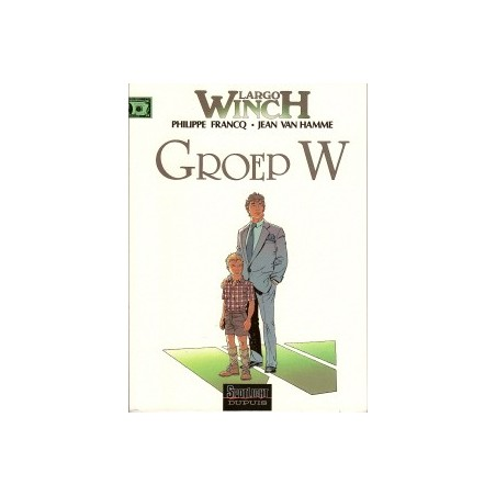 Largo Winch  02 Groep W