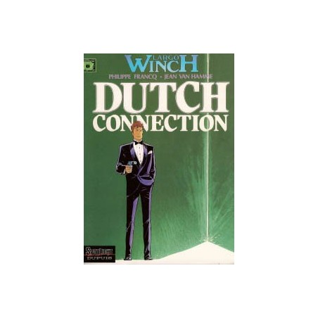 Largo Winch  06 Dutch connection