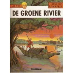 Alex 23: De groene rivier