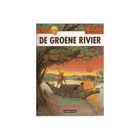 Alex  23 De groene rivier