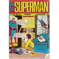 Superman classics 048 De dood waart door Metropolis 1975