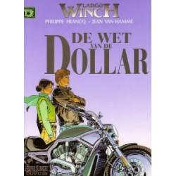 Largo Winch 14 De wet van de dollar