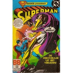 Superman 012 De veroveraar uit het verleden… 1985