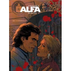 Alfa 01: De overdracht