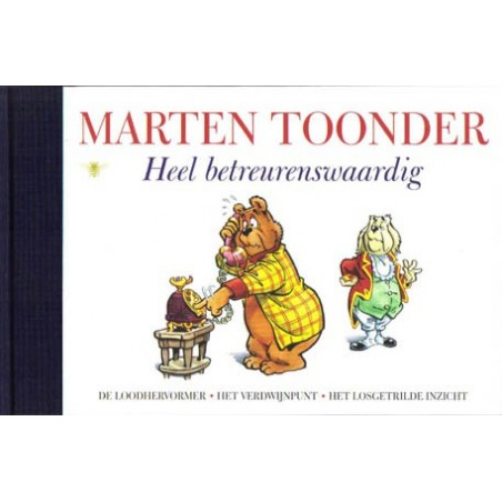 Bommel  Heer Bommel & Tom Poes 44 Heel betreurenswaardig HC