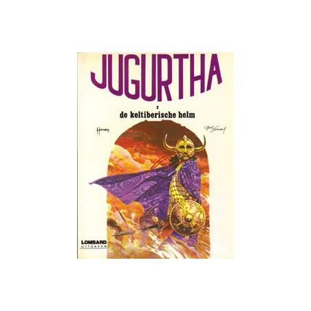 Jugurtha 02 De Keltiberische helm herdruk 1978