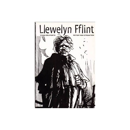 Llewelyn Fflint 01 Mysterie van de nevelhaaien 1e druk