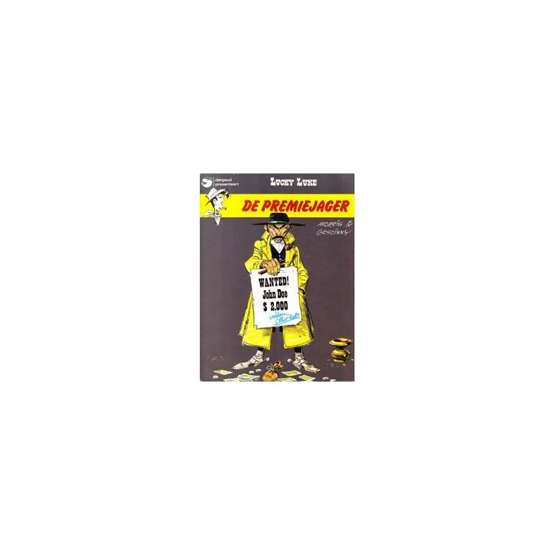 Lucky Luke II 09 De premiejager 1e druk 1974