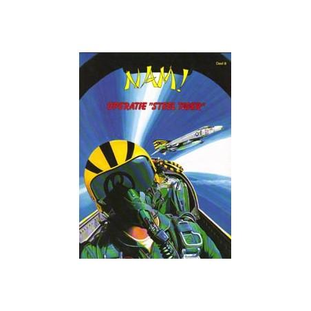 Nam! 08 Operatie Steel Tiger 1e druk 1991