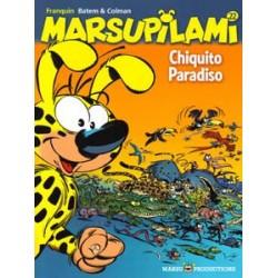 Marsupilami 22 Chiquito paradiso