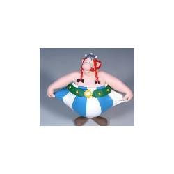 Asterix poppetjes<br>Obelix broekzak