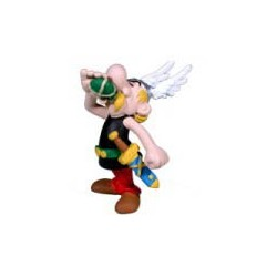 Asterix poppetjes<br>Asterix toverdrank