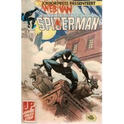 Web van Spiderman 001 Tot de dood ons scheidt 1985