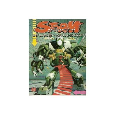 Storm  18 De robots van Danderzei