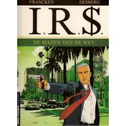 IRS 01 De mazen van de wet