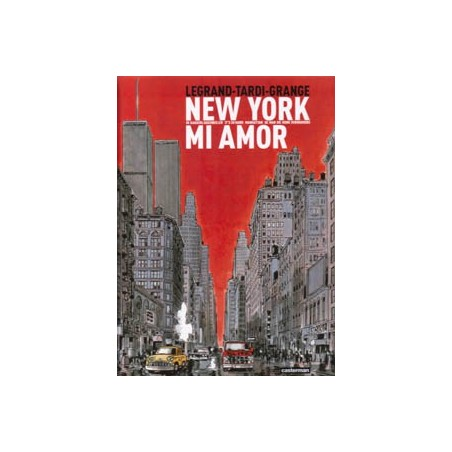 Tardi  strips HC New York Mi amor