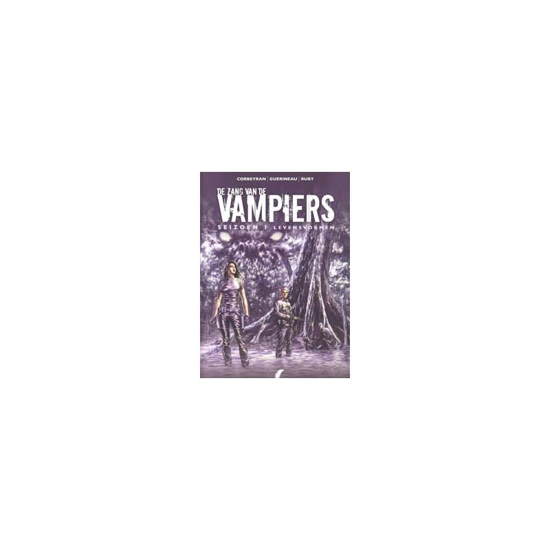 Zang van de vampiers  06 Levensvormen