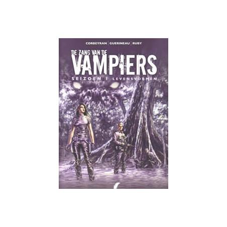 Zang van de vampiers D06<br>Levensvormen