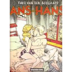 Ans en Hans krijgen de kans<br>herdruk 1981