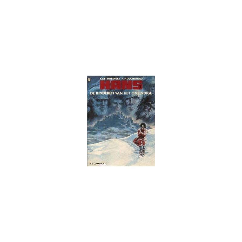 Hans 07 - De kinderen van het oneindige 1e druk 1994