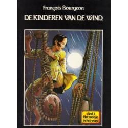 Kinderen van de Wind<br>HC 01 Meisje in het want<br>herdruk 1986
