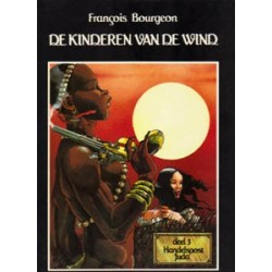 Kinderen van de Wind<br>HC 03 Handelspost Juda<br>herdruk 1986